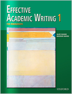 Effective Academic Writing Level 1