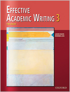 Effective Academic Writing Level 3