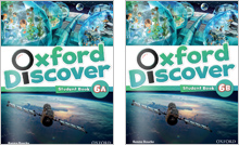 Oxford Discover Split Editionlevel6