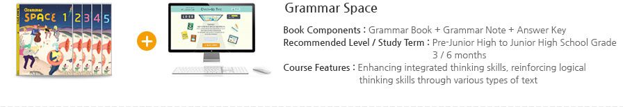 Grammar Space
