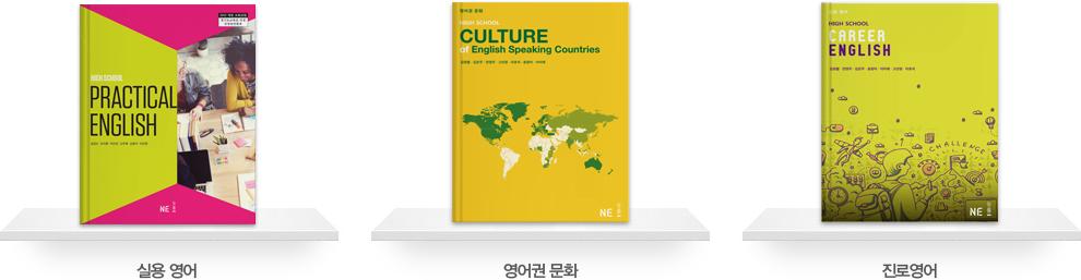 실용영어, 영어권 문화, 진로영어
