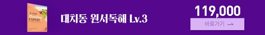 대치동 원서독해 Lv.3