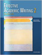 Effective Academic Writing Level 2