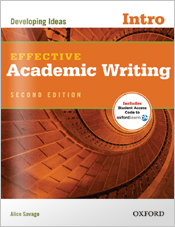 Effective Academic wrighting Second Edition